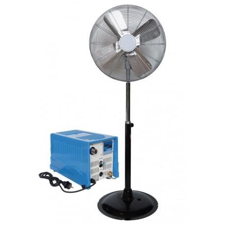 Ventilateur brumisateur haute pression for Ventilateur exterieur