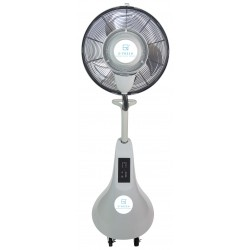 Ventilateur brumiseur design haute performance 170cm
