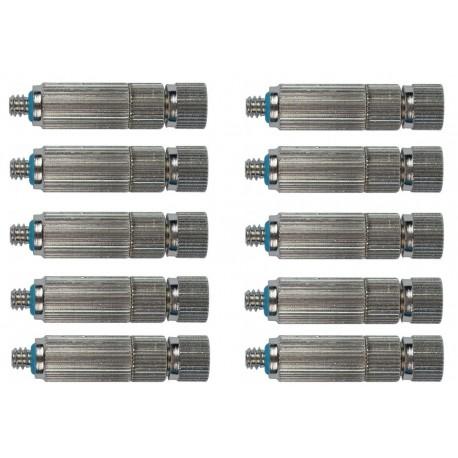 Lot de 10 Buses anti gouttes HP 1/4 - 0,15mm