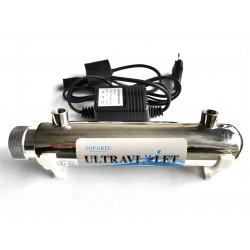 Stérilisateur d'eau UV pour système de brumisation professionnelle