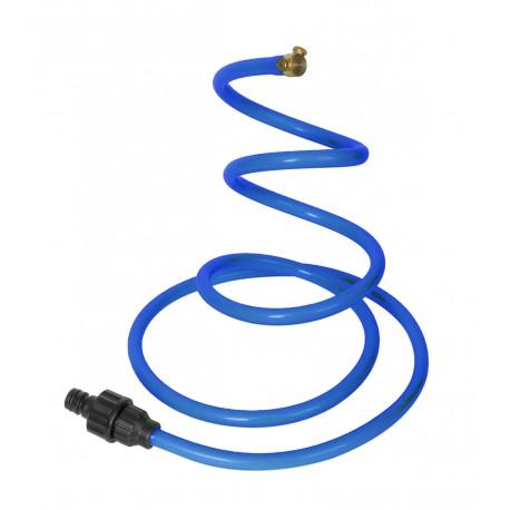 Brumisateur Personnel Design Cobra bleu